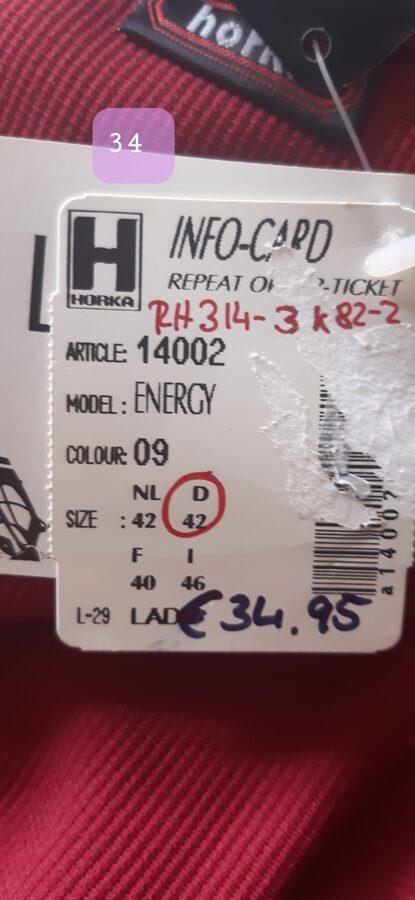Reithose, HORKA, Energy , Gr. 40/42