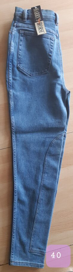 Jeans-Reithose, Harry´s Horse, Gr. 40