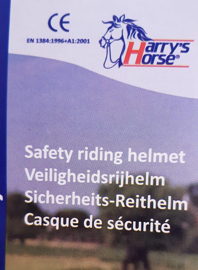 Sicherheitshelm von HARRY´S HORSE