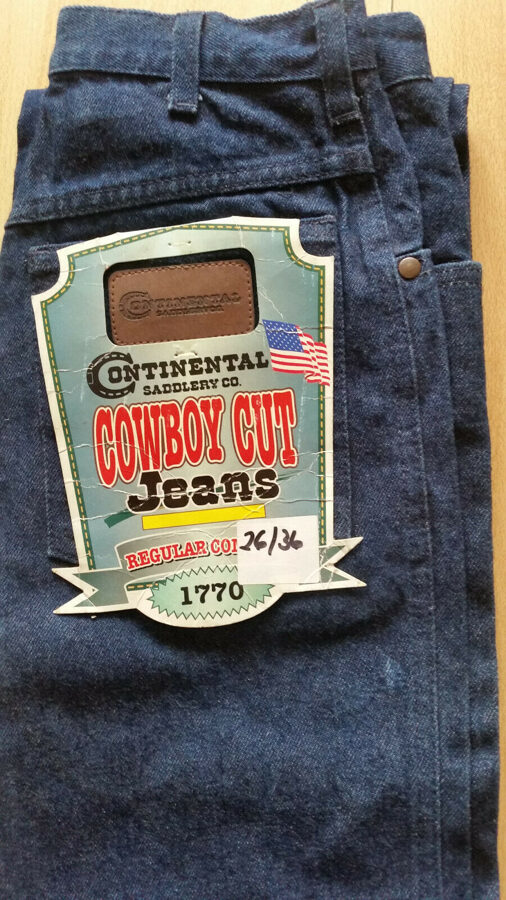 Continental Jeans, 1770, regular, blue