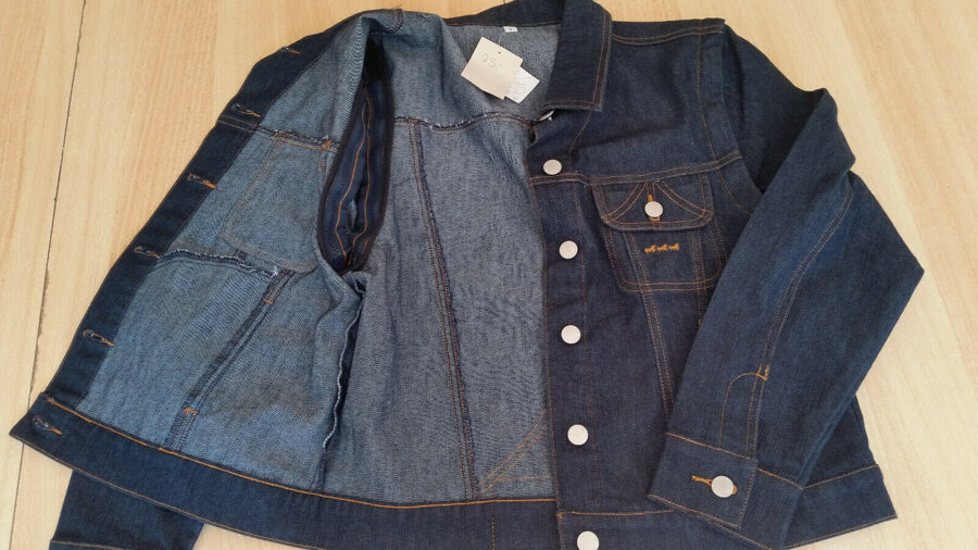 Equipage Jeans Jacke/Weste, Gr. S, Stretch