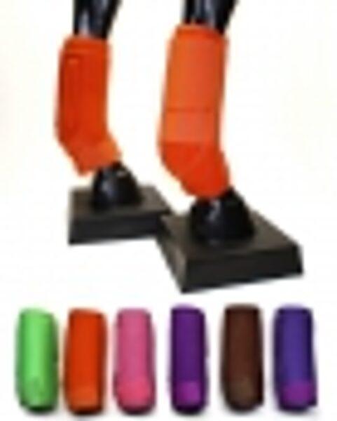 Fesselkopfgamaschen basic, Sommer Farben, Sehnenschoner