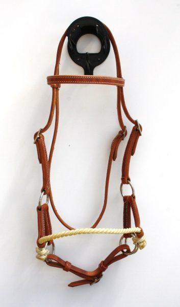 Side Pull - SINGLE ROPE - Harness Kopfstück