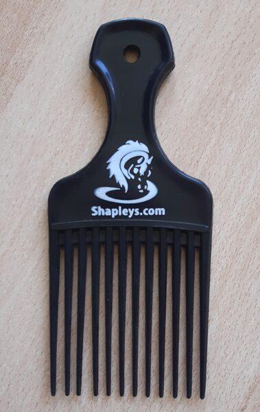 Shapleys Mähnen- / Schweifkamm