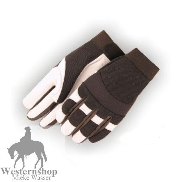 """Beaver Brands """"White Eagle"""" Ziegenleder-Handschuhe"""