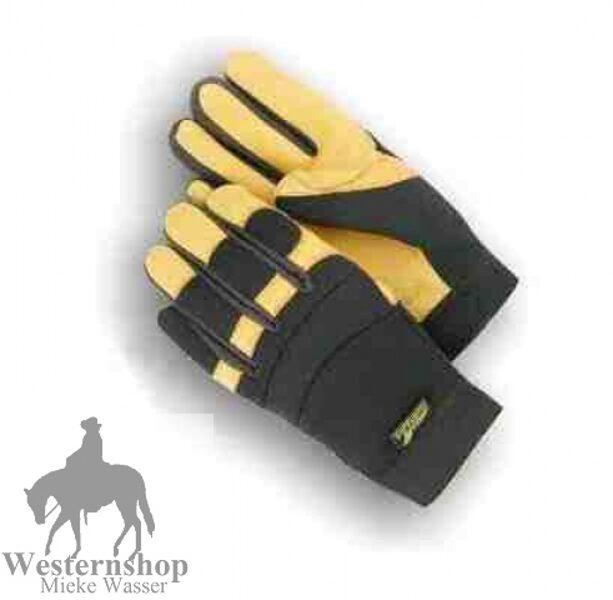 """Beaver Brands """"Golden Eagle"""" Hirschleder-Handschuhe"""