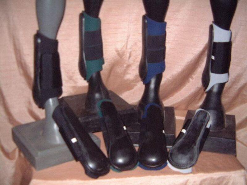 Hardcover Splint boots, Gamaschen