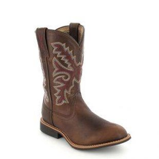 Twisted X, Youth Boots brown, Gr. 33
