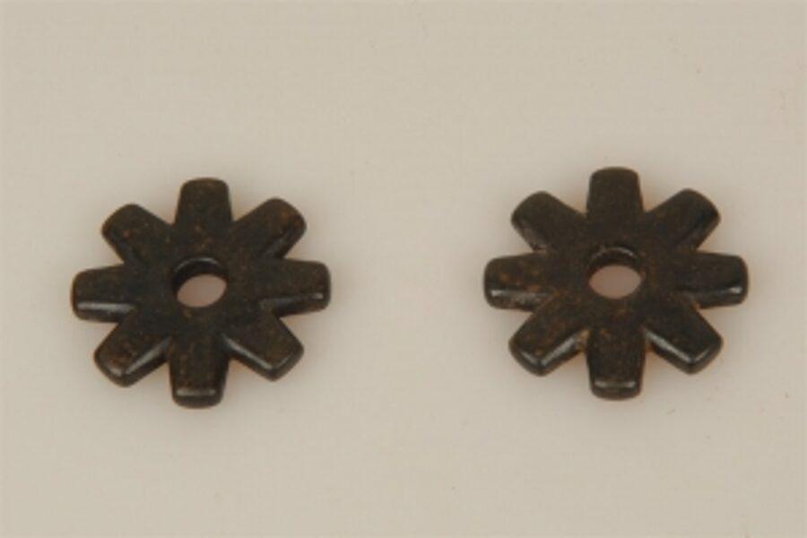 Sporenräder - Black Steel Typ 2 (8 Point)