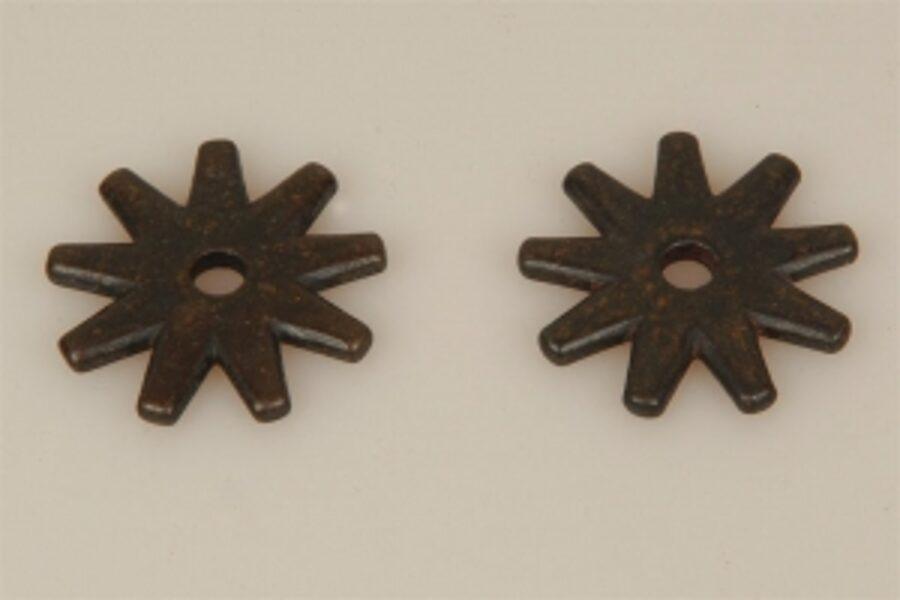 Sporenräder - Black Steel Typ 3 (9 Point)